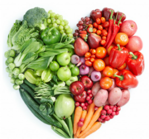 Fruits and Vegetables for your Heart