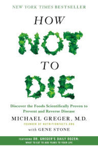How Not To Die Front Cover