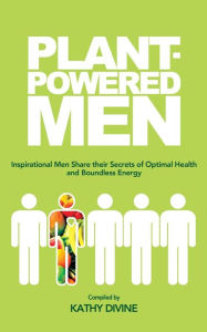 Plant-Powered Men Front Cover