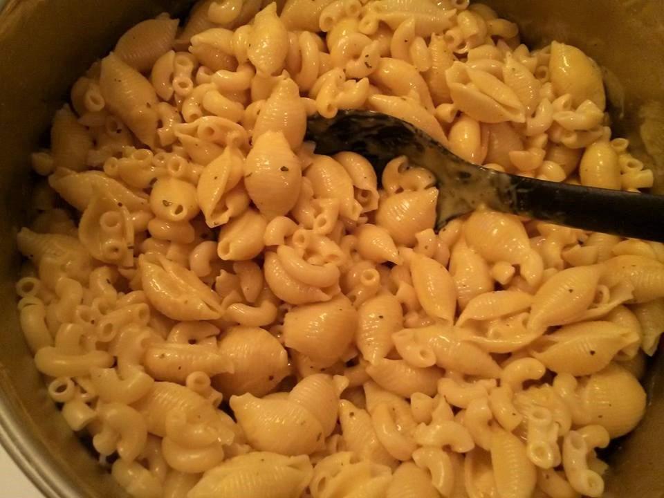 LBJ's Mac N Cheese