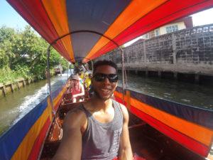Leon's Trip to Thailand