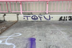 Tofu Graffiti